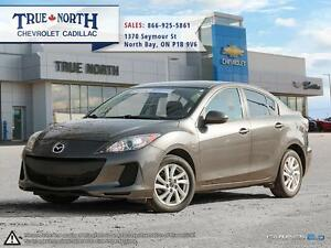 2013 Mazda MAZDA3 GS FWD - HEATED SEATS / EXTENDED WARRANTY