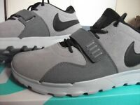 Brand New Boxed Mens Nike SB Trainers Grey Size 10