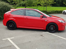 FORD FOCUS ST MK2 Facelift 2.5 SIV ST-2 3dr 24000 MILES PX WELCOME