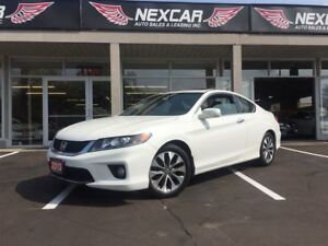2013 Honda Accord EX-L C0UPE AUT0 LEATHER SUNROOF NAVI 110K