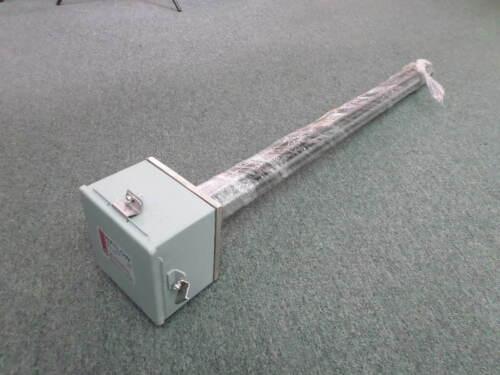 Watlow Industries U6-29-266-6 WATROD Flange Heater