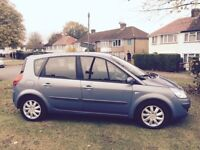 2007 Renault Scenic 1.5Dci Diesel MPV 2 key Card Service History Hpi Mot Aircon Alloys P/X WELCOME