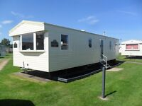 8 birth deluxe caravan for hire
