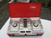 Tilley Talisman Mk 5 gas camping stove