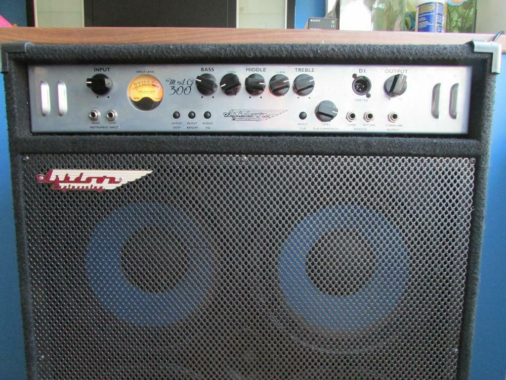 Ashdown Bass Amp Ashdown Mag 300 C410 t Bass