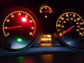 Vauxhall astra 1.4 2005