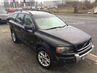Volvo XC90 2.4 TD D5 SE Geartronic 5dr,2005 (05 reg), SUV 7 SEATER,
