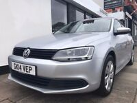 Volkswagen Jetta 1.6 TDI BlueMotion Tech S 4dr ONLY £20.00 PER YEAR ROAD TAX