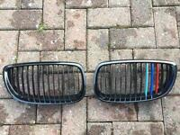 BMW M Sport kidney grilles 3 series coupe e92