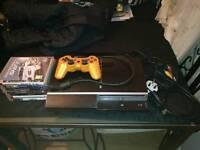 PlayStation 3, 80gb HDD & 7 Games