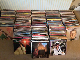 Around 1000 vinyl recods, box sets and lps. All sort of music.collection only.