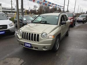 2009 Jeep Compass Sport 4WD - Certified!