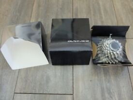 DuraAce 9000 11 spd cassette 12/25 new unused boxed