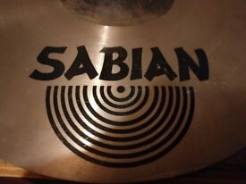 Sabian Vault Saturation Crash Virgil Donatti 16""