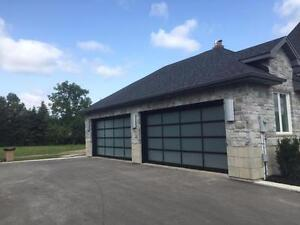 Contemporary Aluminum garage doors *BEST PRICE - FREE QUOTE* call 4168379250