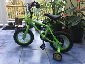 Boys Bicycle Marvin the Monkey