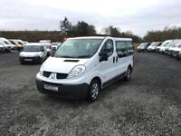 2013 RENAULT TRAFFIC 2,0 DCI MINIBUS##1 OWNER FROM NEW##
