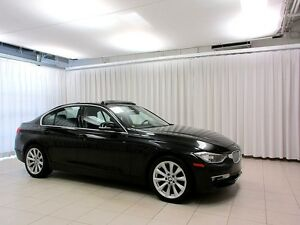 2014 BMW 3 Series 328d x-DRIVE AWD DIESEL w/ HEATED LEATHER & MO