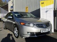 Honda Accord 2.0 i VTEC EX 4dr 1 previous owner,fully loaded