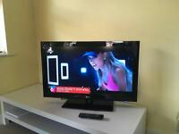 "LG 37"" HD 1080p LCD TV with built in freeview, 2 x HDMI and USB connectivity"