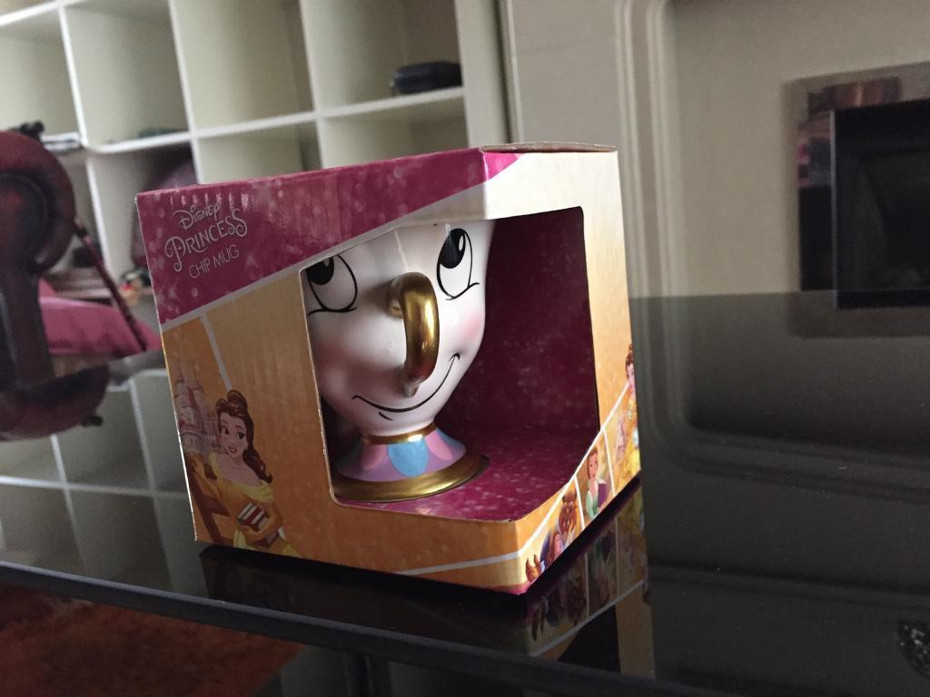 Chip cup Disney Brand new