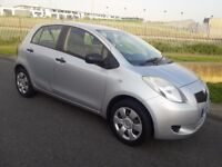 Toyota Yaris for sell or prt exchange for small van