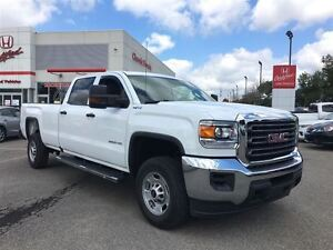 2016 GMC SIERRA 2500HD 4x4 CREW CAB | 6.0L | REAR CAM | CLEAN CA