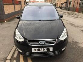 Ford Galaxy Titanium 2012 7 seater Diesel 2.0