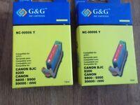 G&G ink cartridge for printer/scanner