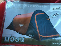 Speedypitch 2 person tent (gelert)