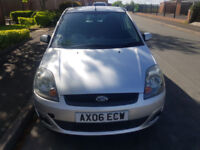 (06) FORD FIESTA FREEDOM, 1.2CC, SERVICE HISTORY ** MOT MAY 2019**, DELIVERY OPTION AVAILABLE