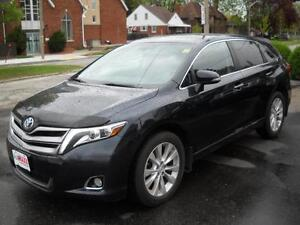 2014 TOYOTA VENZA BASE- SUNROOF, LEATHER HEATED MEMORY SEATS, RE