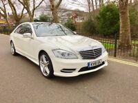 2011 Mercedes-Benz S Class 3.0 S350 CDI BlueTEC L 7G-Tronic Plus 4dr | Low Milege | Top of the spec
