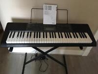 Casio Electric Keyboard CTK-2200 with stand & box & instructions