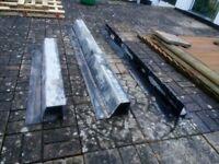 3x STEEL CATNIC LINTELS FOR CAVITY WALLS 2100x270x100 (2 OFF), 1200x270x100 (1 OFF)