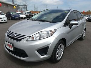2011 FORD FIESTA SE- FRONT WHEEL DRIVE, POWER MIRRORS & WINDOWS,