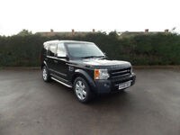 Land Rover Discovery 3 2.7 TD V6 Metropolis 5dr