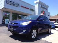 2011 Hyundai Tucson GLS,HEATED SEATS,REMOTE START,BLUETOOTH