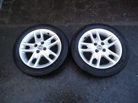 Fiat Punto Sport/Sporting Alloy 15 inch Wheels x 2
