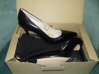 BRAND NEW ZARA LEATHER SHOES