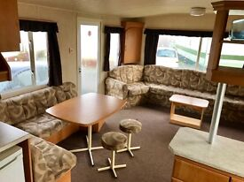 STATIC CARAVAN FOR SALE *SITE FEES INCLUDED FOR 2017* North West Ocean Edge Lancaster Morecambe