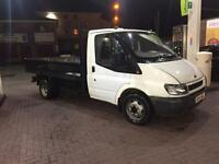 2004 Ford transit tipper psv end of September