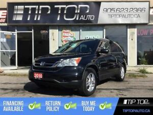 2010 Honda CR-V EX-L ** Accident Free, Low Kms, AWD, Leather **