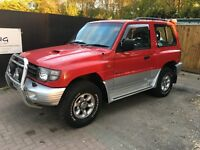 Mitsubishi Shogun GLS TD - 4X4 - 2.8 turbo deisel - amazing condition