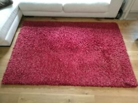 Luxuriously stylish rug from John Lewis