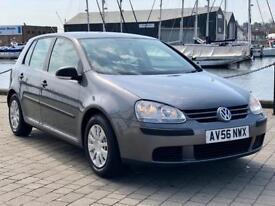 VW GOLF V S 1.6 FSI (petrol)