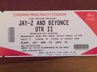 Jay-Z and Beyoncé OTR II