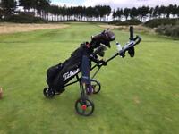Masters Three Wheel Golf Trolley