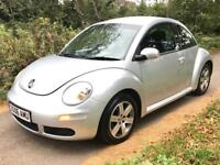 06 Volkswagen Beetle 1.6 Luna + Freshly Serviced + Warranty & Only 2 Owners