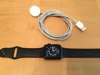 Series 1 Apple Watch 38mm Black